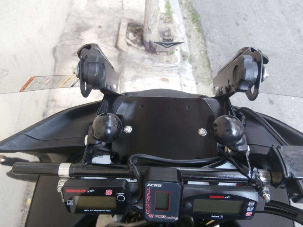 Πρόσθετο έλασμα στο μπαράκι GPS - Gvf.gr