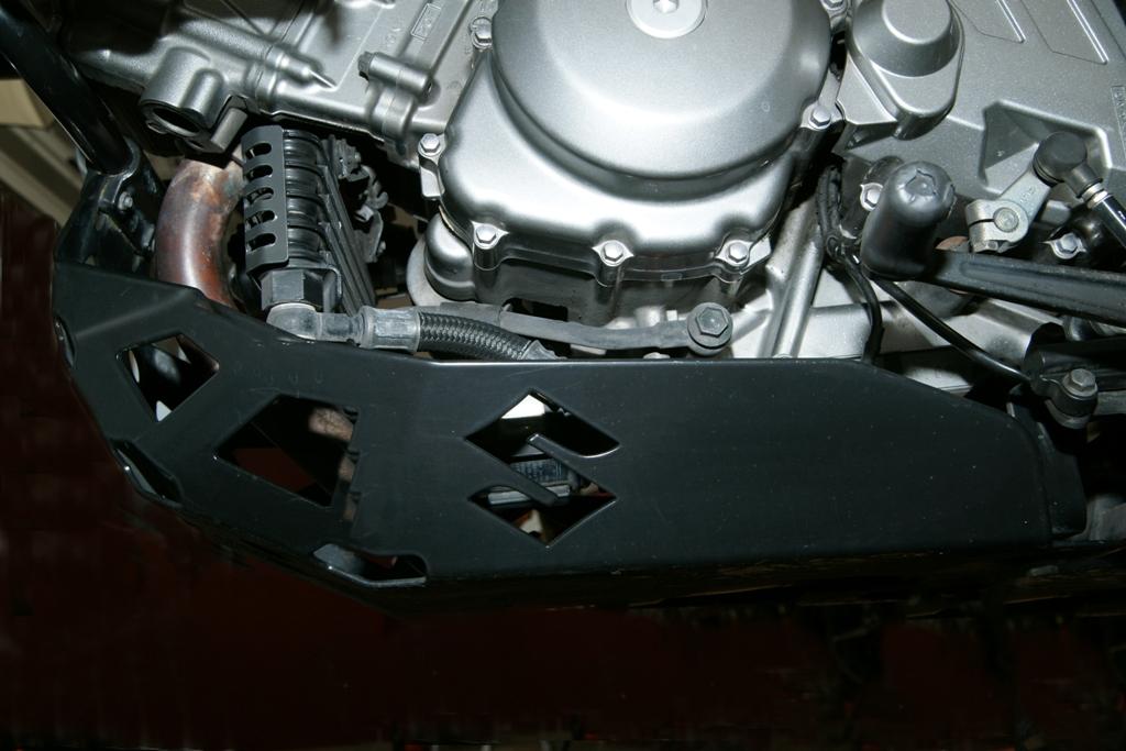 Ποδιά προστασίας κινητήρα - Gvf.gr